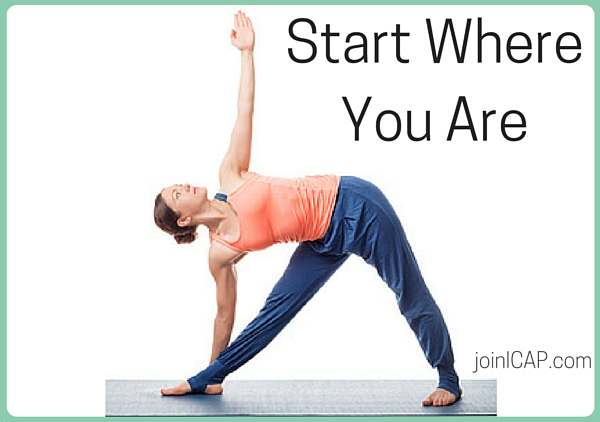 Start Where You Are (1)