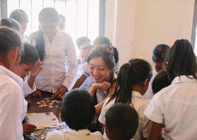 Volunteer Boarding School Operations Manager