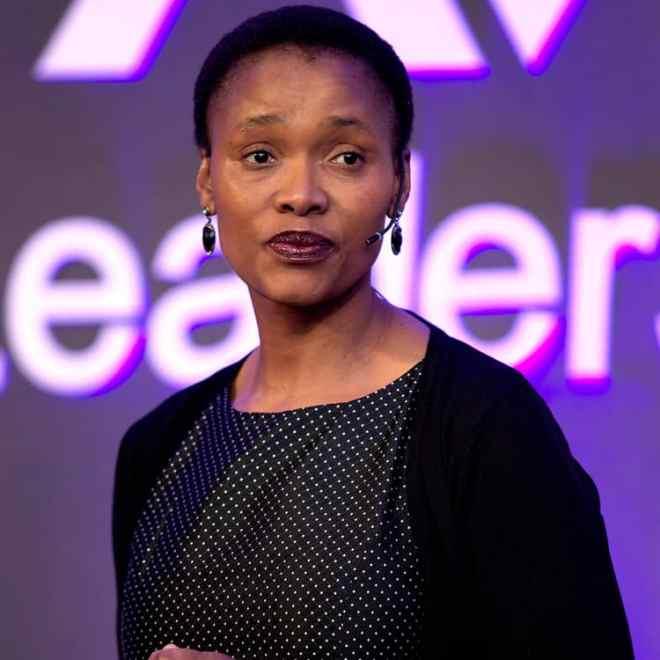 Morongwa Makakane - Inspirational speaker, motivational speaker