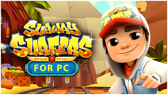 download subway surfers game for pc free full version