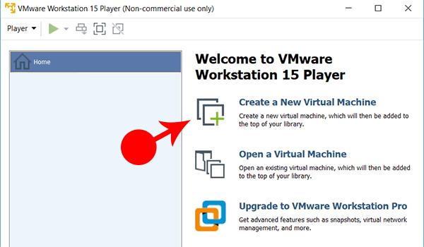 Create a New Virtual Machine