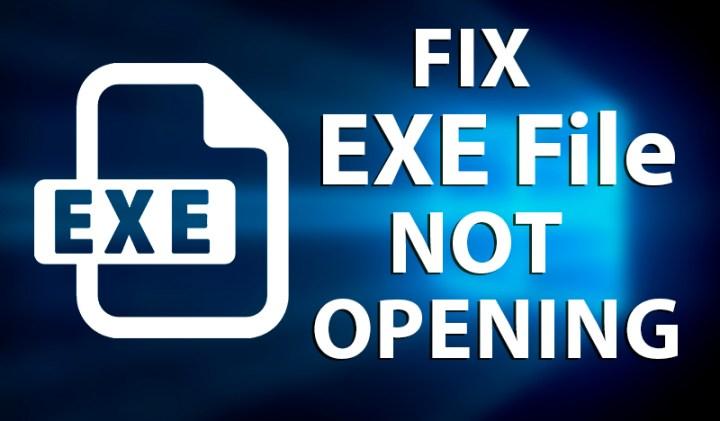 EXE File Opener