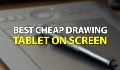 Drawing Tablet with Screen for Beginners