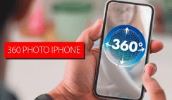 Take 360 Photo on iPhone