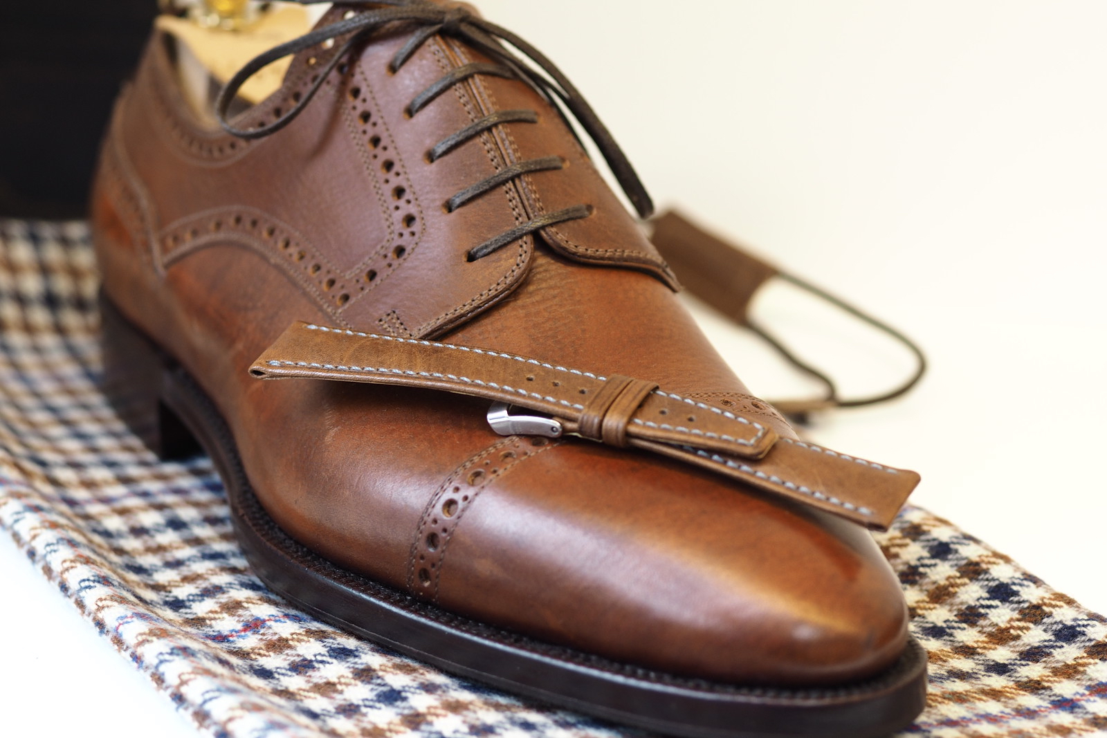 Stefano Bemer Bespoke Italian Shoes