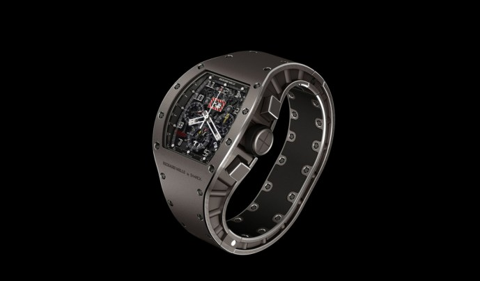Richard Mille by Philippe Starck