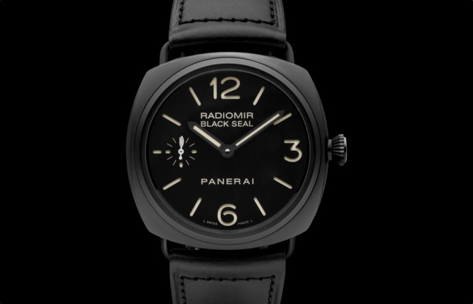 Officine Panerai 292 Radiomir Black Seal Ceramic