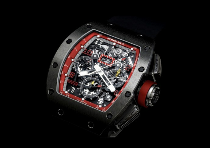 Richard Mille RM 011 Felipe Massa Special Edition