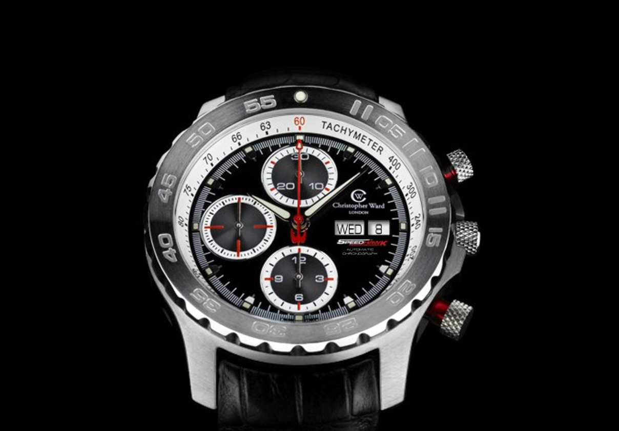 Christopher Ward C40 SpeedHawk Automatic Chronograph