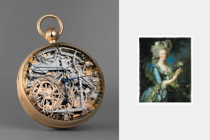 Marie Antoinette pocket-watch N°1160 pocket watch