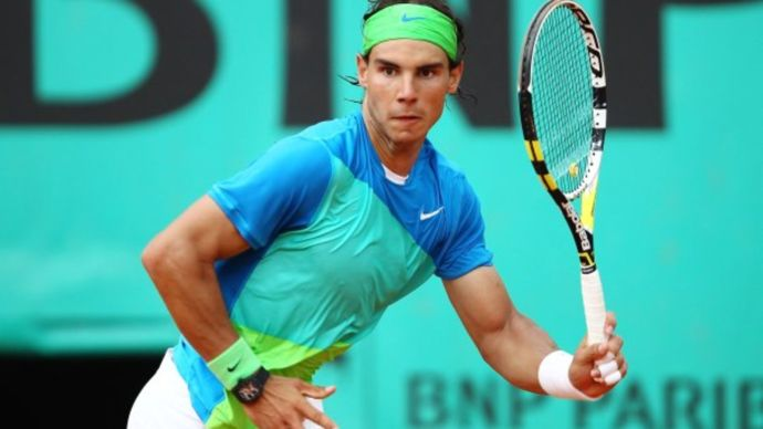 Rafael Nadal wins French Open while wearing Richard Mille watch