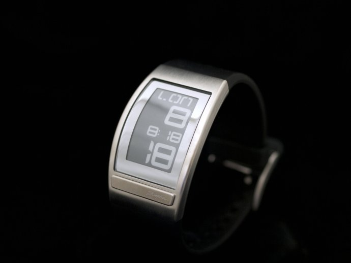 Phosphor Digital E-Ink Worldtimer