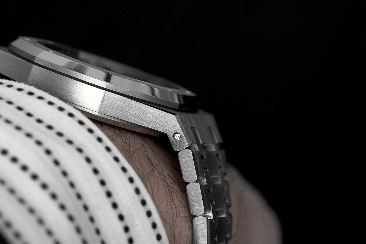 Audemars Piguet Royal Oak 41 wristshot