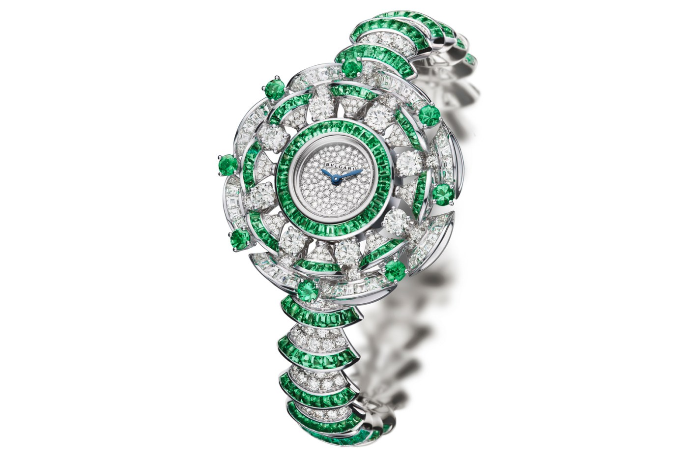 Bulgari Diva High Jewellery Emeralds