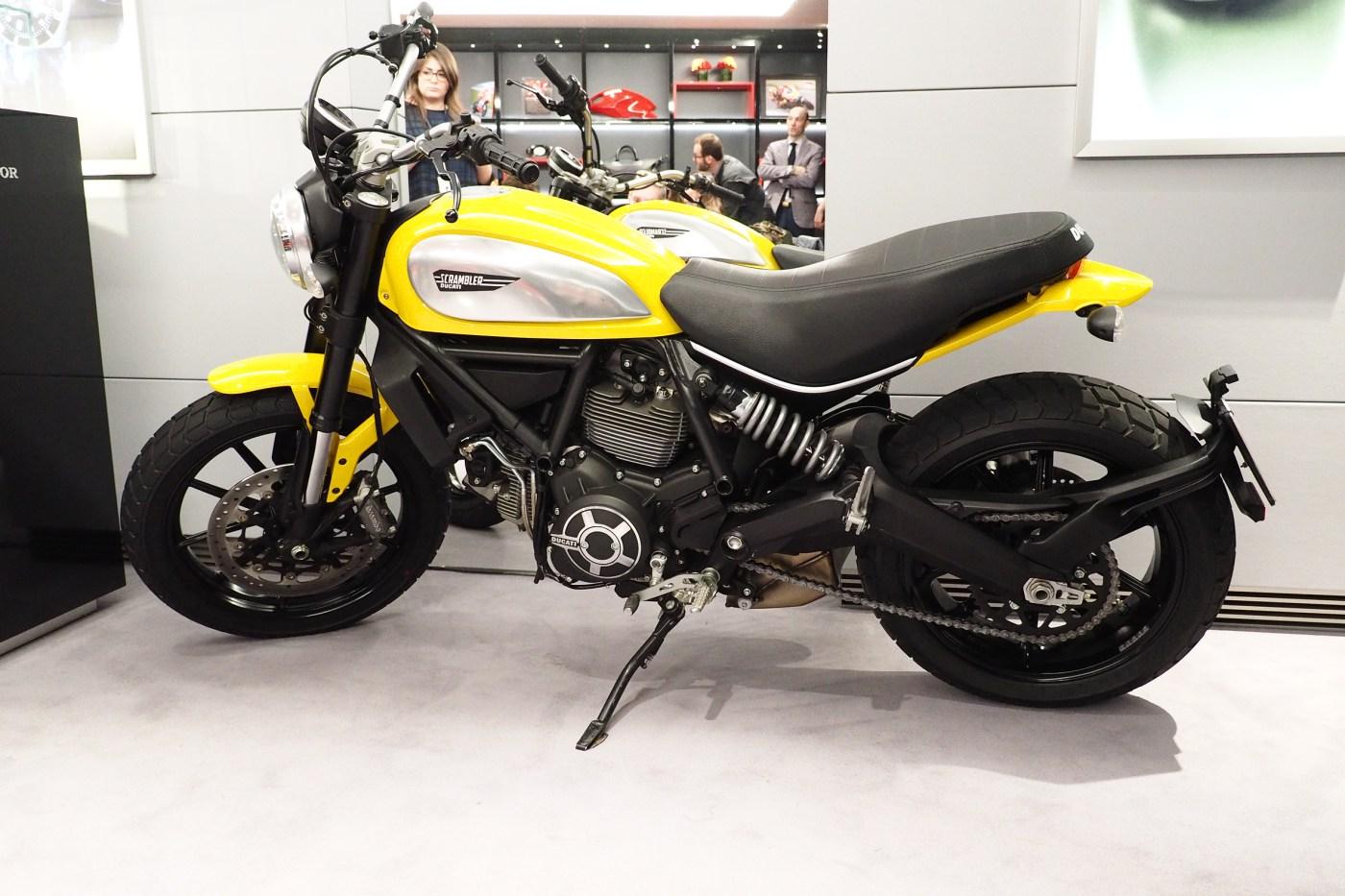 Ducati Scrambler 2015 Tudor