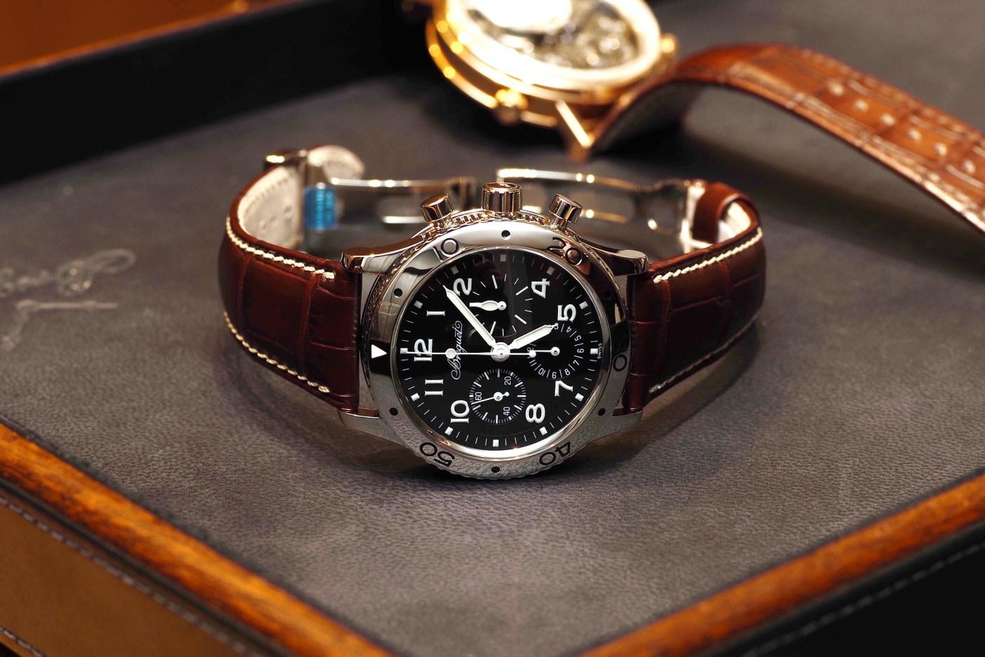 Breguet Type XX Aeronavale 3800ST Chronograph