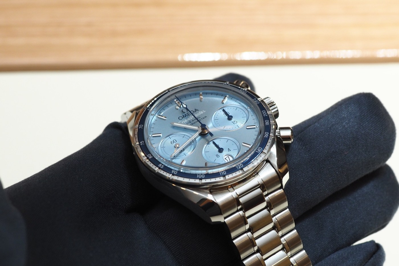 Speedmaster 38 Co-Axial