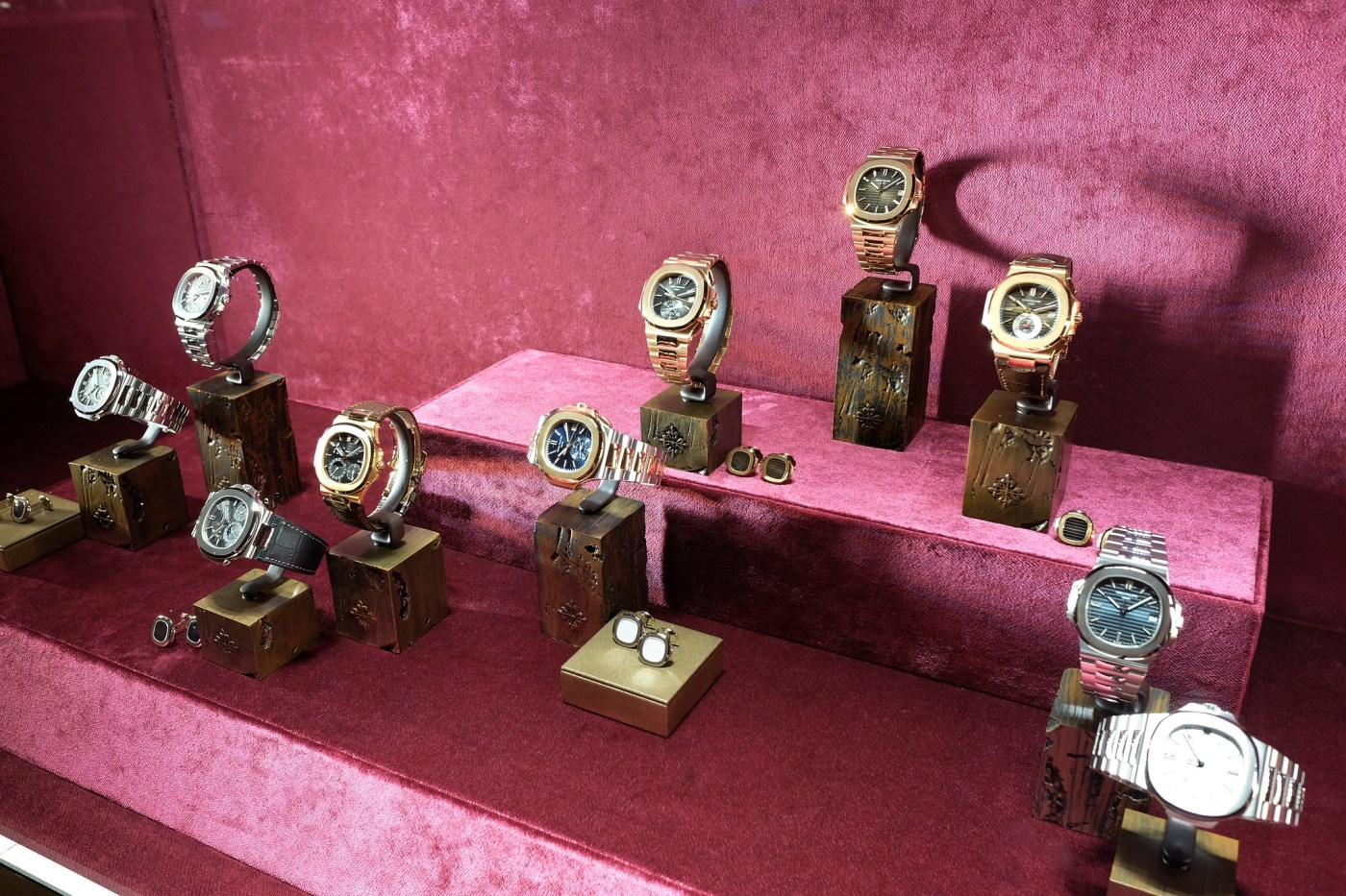 "Patek Philippe ""The Art of Watches"" Grand Exhibition"