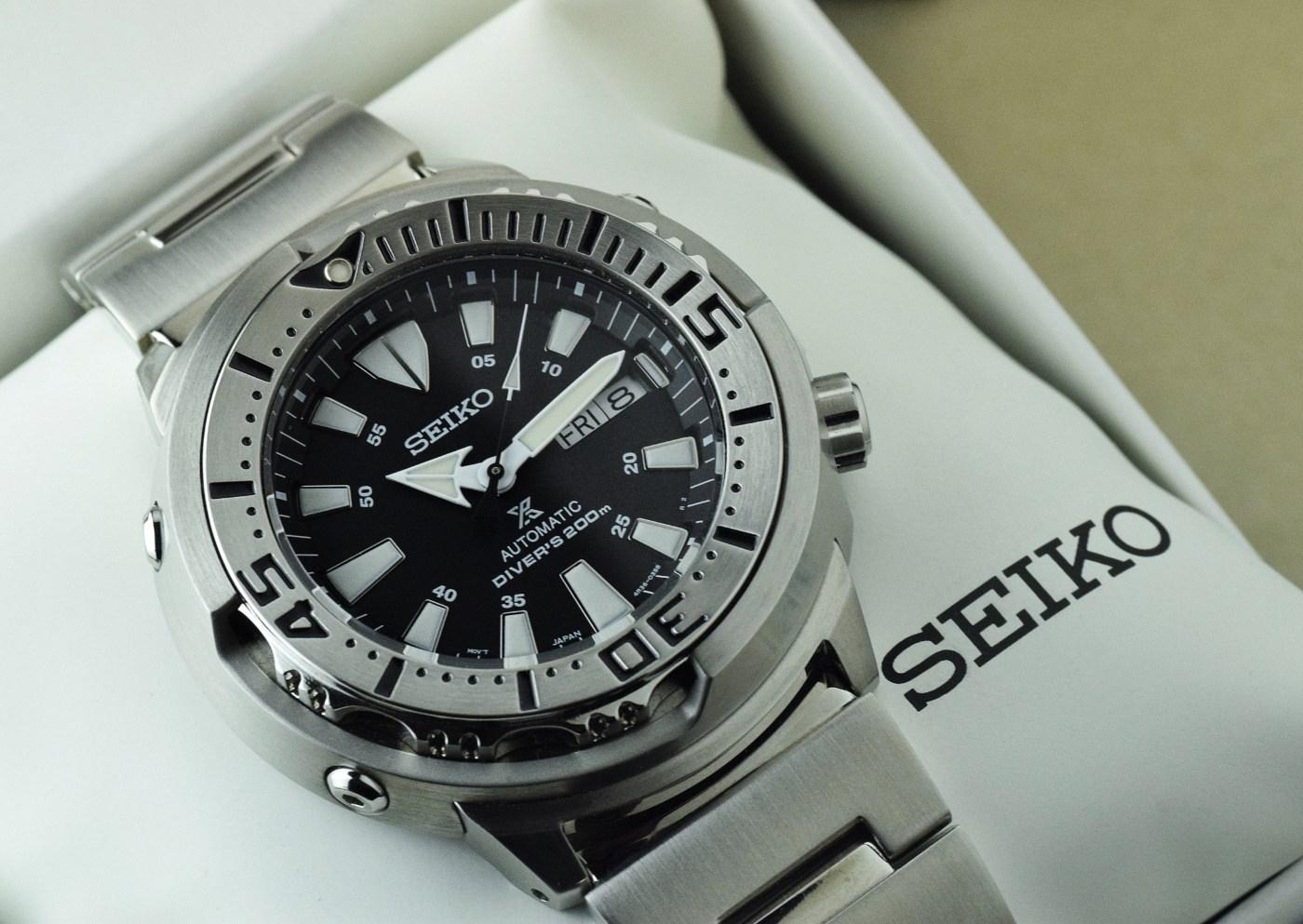 """Seiko Prospex Automatic SRP637 """"Baby Tuna"""""""
