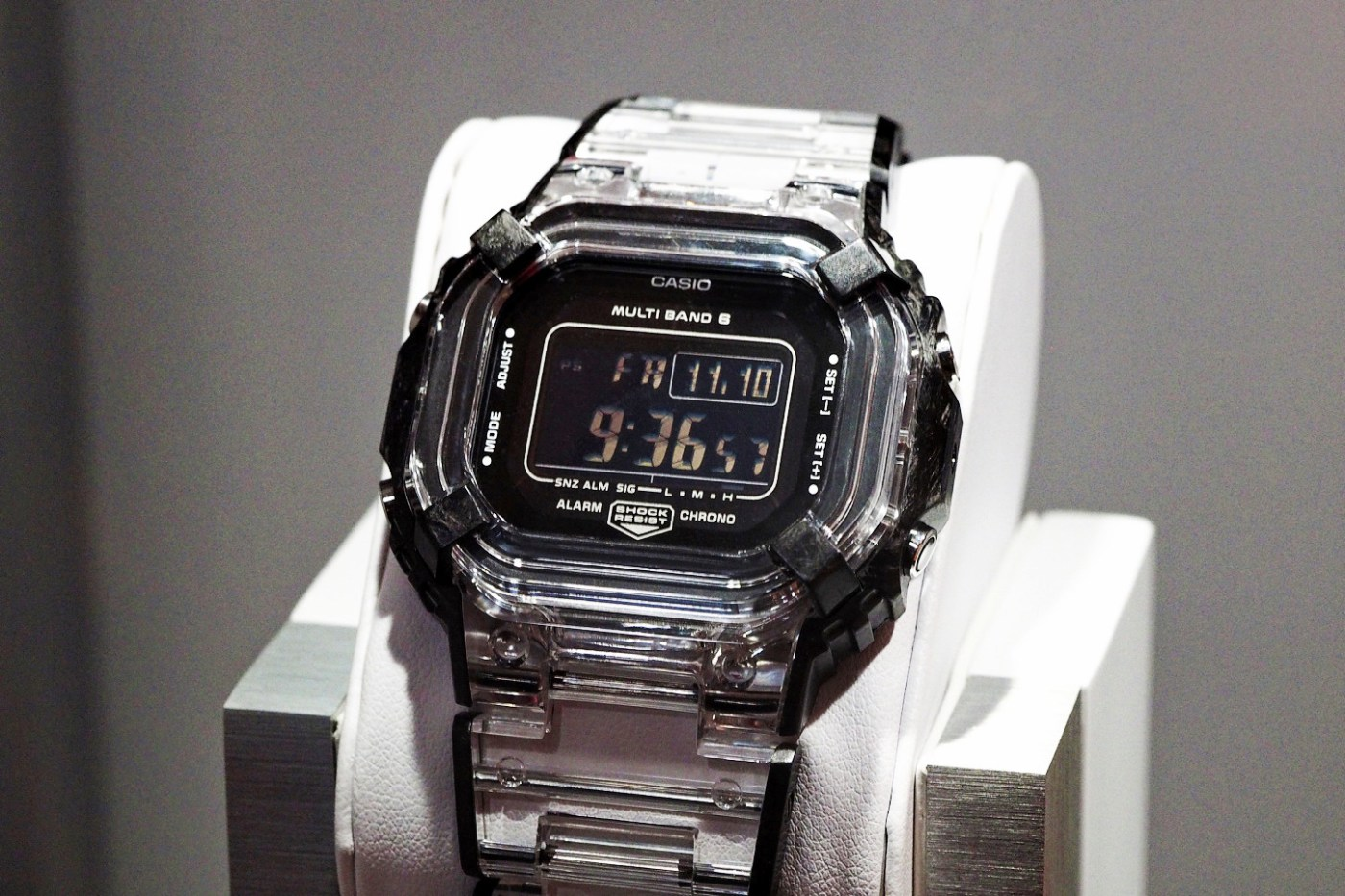 G-Shock Sapphire Concept watch