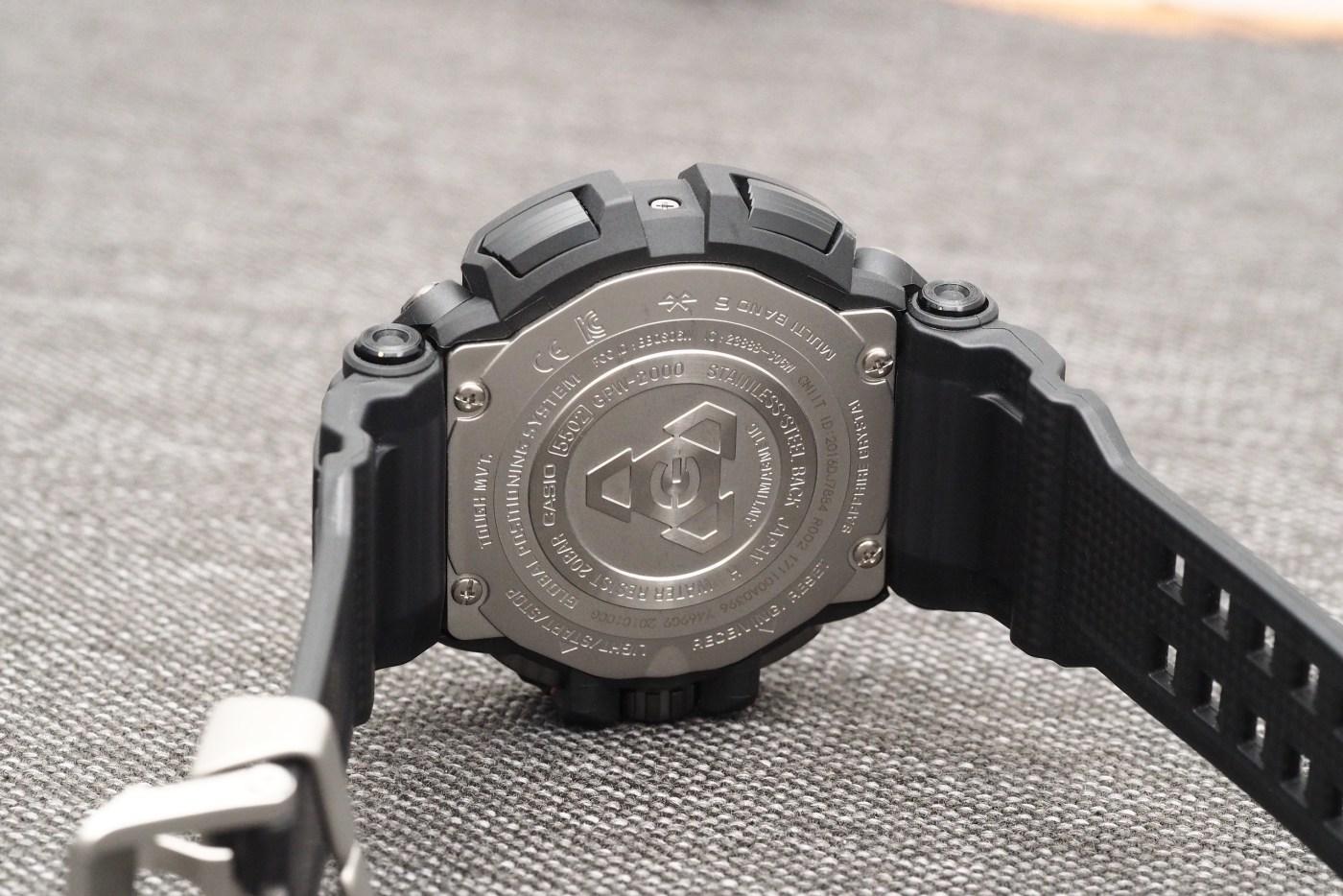 Casio G-Shock Gravitymaster GPW2000