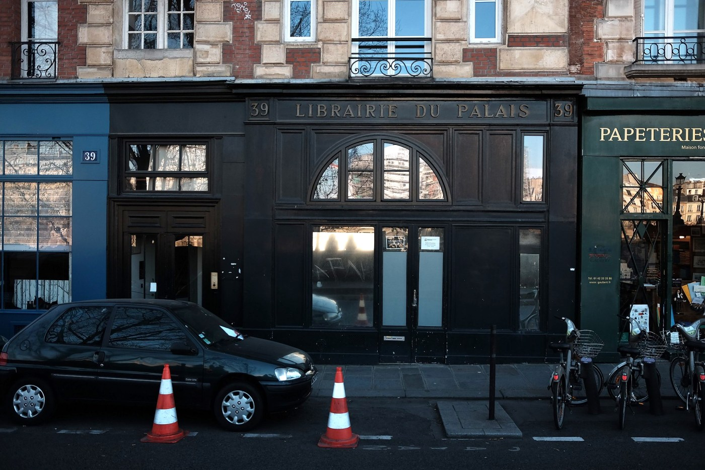 The original workshop of Abraham-Louis Breguet on the Qvai De L'Horloge in Paris