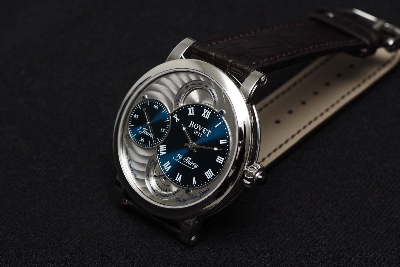 Bovet Dimier 19Thirty
