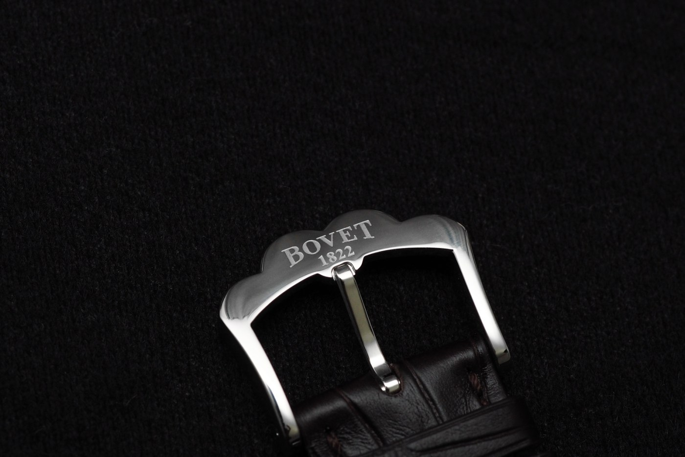 Bovet Dimier 19Thirty buckle