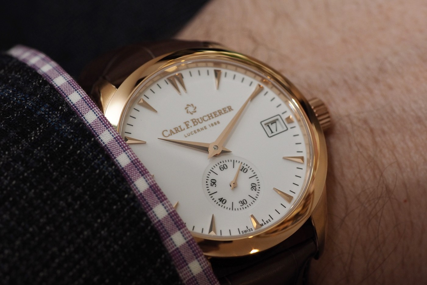 Carl F. Bucherer Manero Peripheral