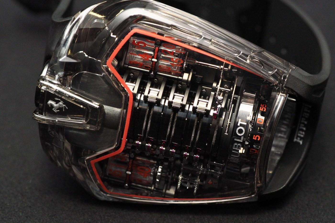 Hublot MP-05 LaFerrari Aperta