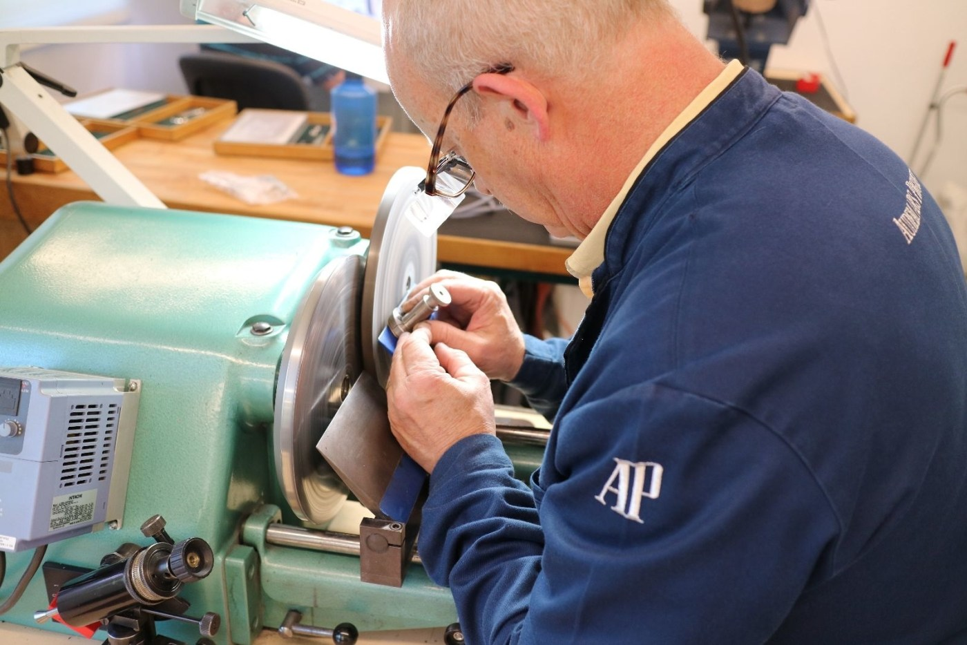Audemars Piguet's US Service CenterRoyal Oak factory service