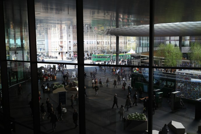 Baselworld Messeplatz 2016