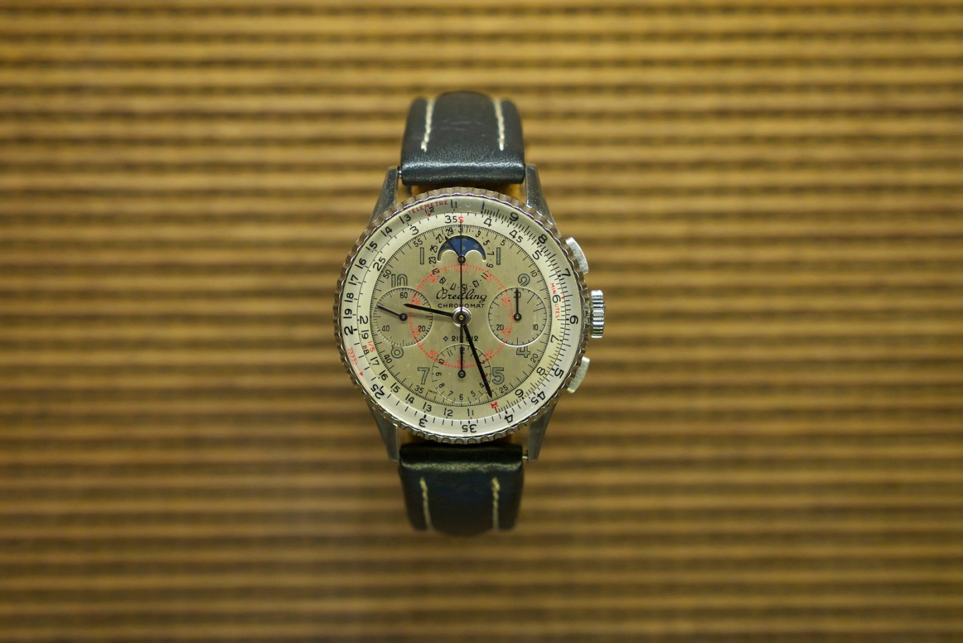 Breitling Boutique NYC Museum Navitimer