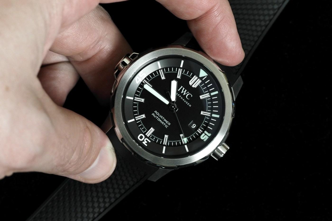 IWC Aquatimer Automatic Ref. 3920