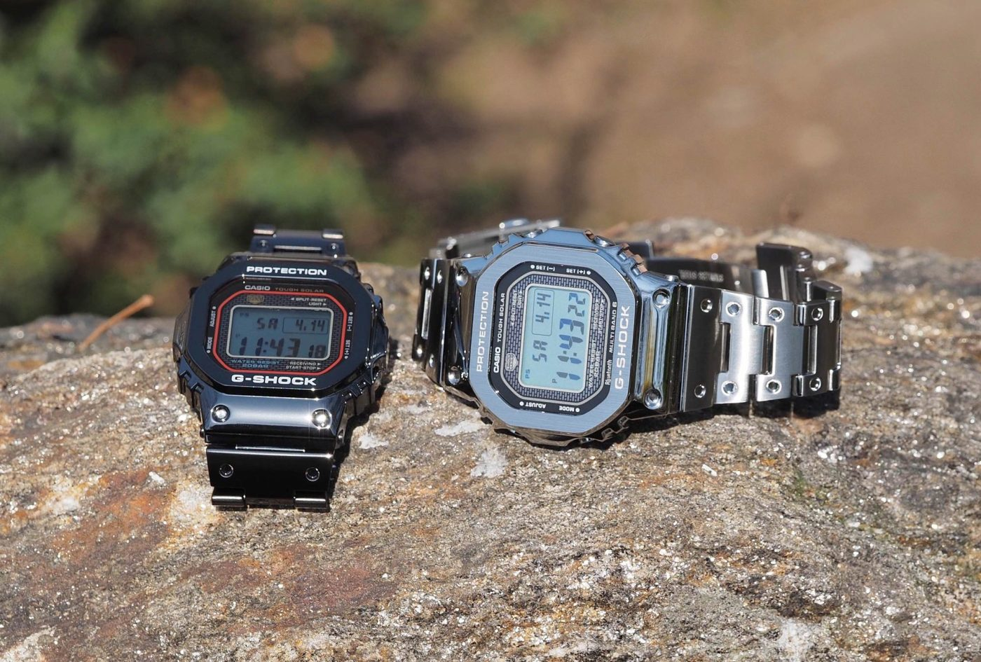 Casio G-Shock Full Metal 5000