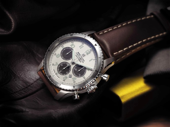Navitimer Aviator 8 B01 Chronograph 43 Limited Edition