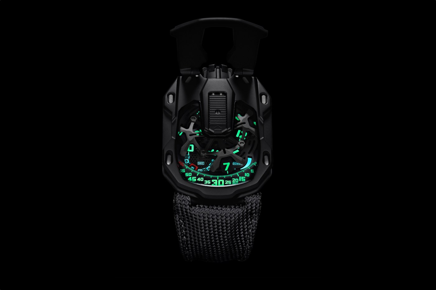 Urwerk Kryptonite UR-105CT