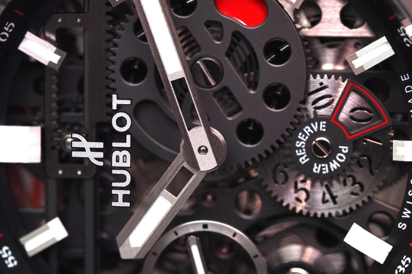 Hublot Big Bang Meca-10 Titanium