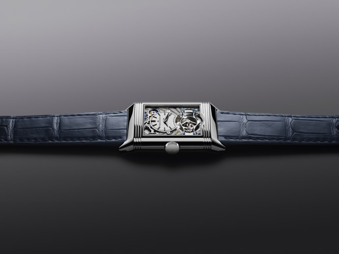 Reverso Tribute Tourbillon Duoface