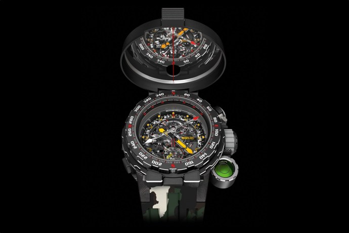 Richard Mille and Sylvester Stallon RM 25-01 Adventure