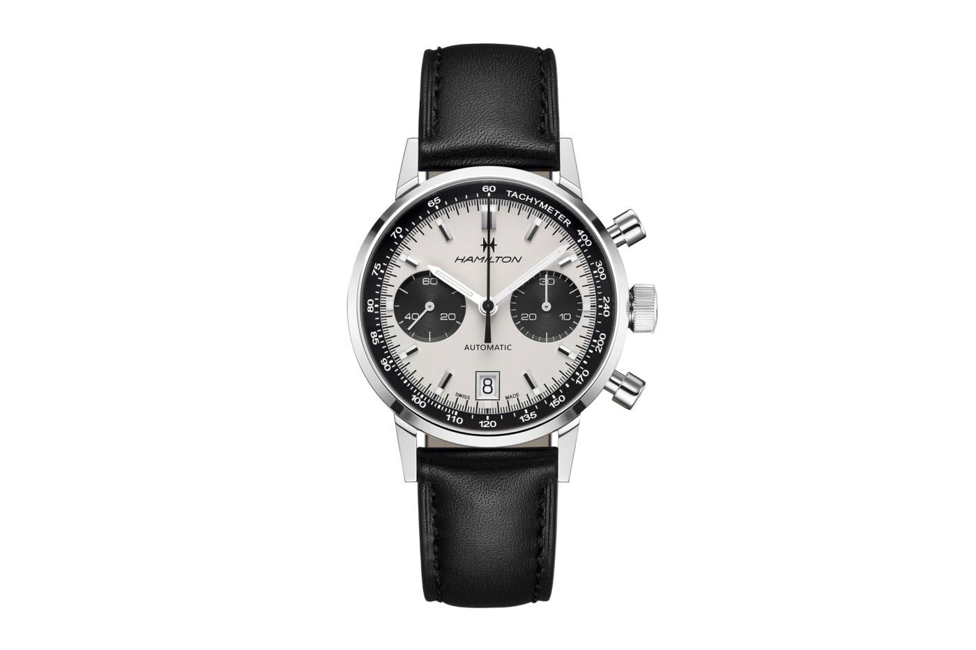 Hamilton Intra-Matic Automatic Chronograph