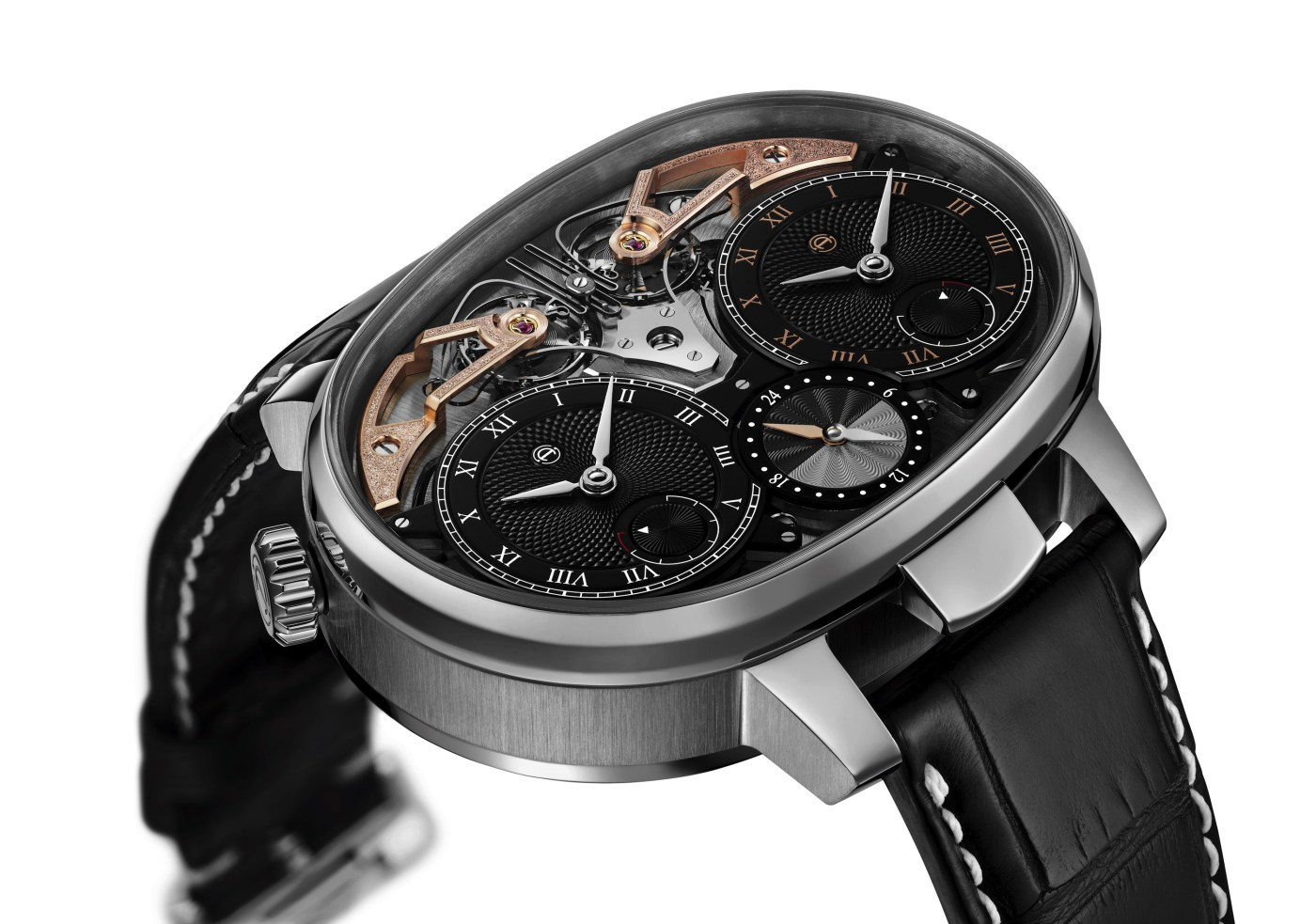 Armin Strom Dual Time Resonance