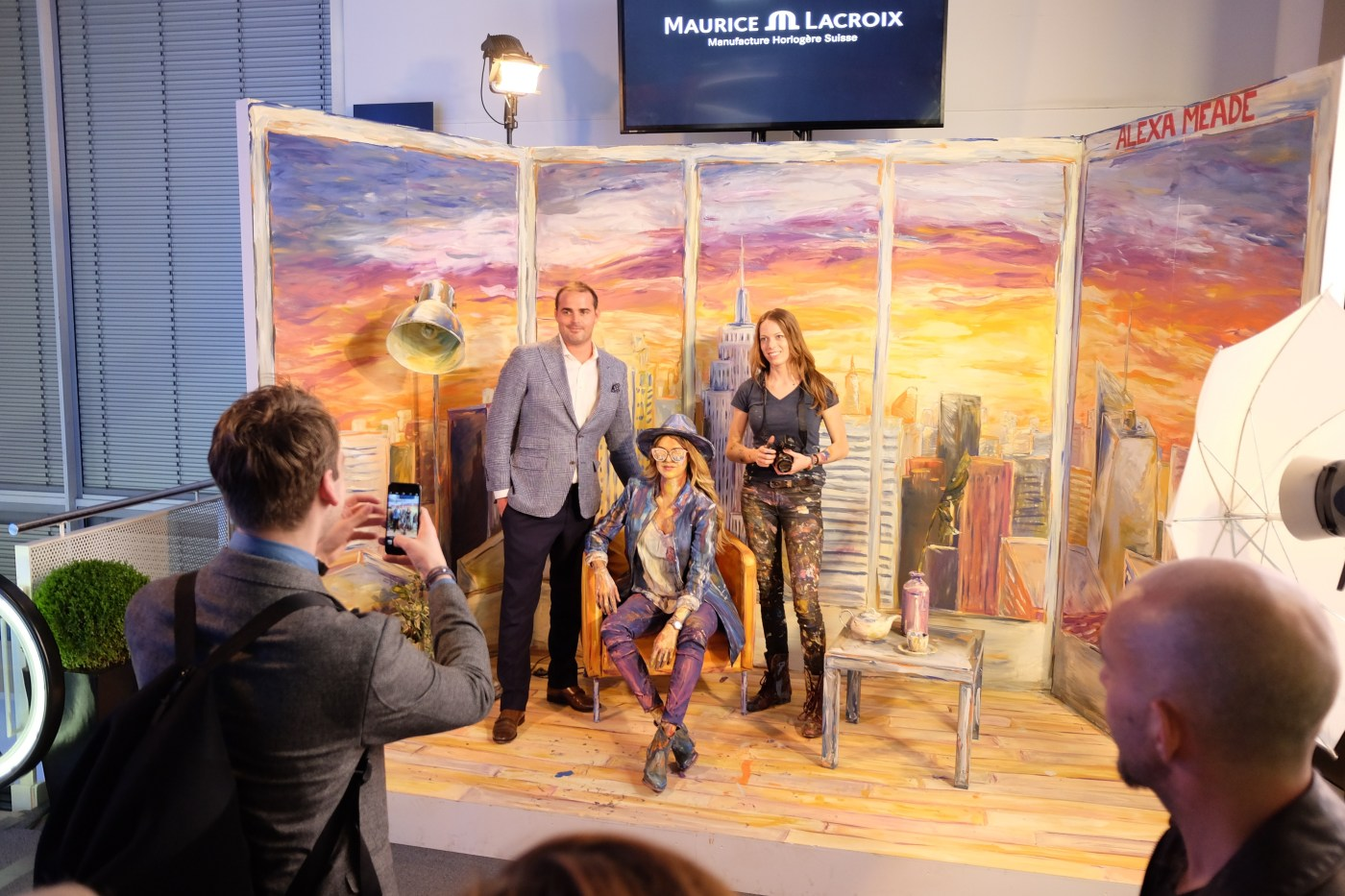 Maurice Lacroix Baselworld 2017