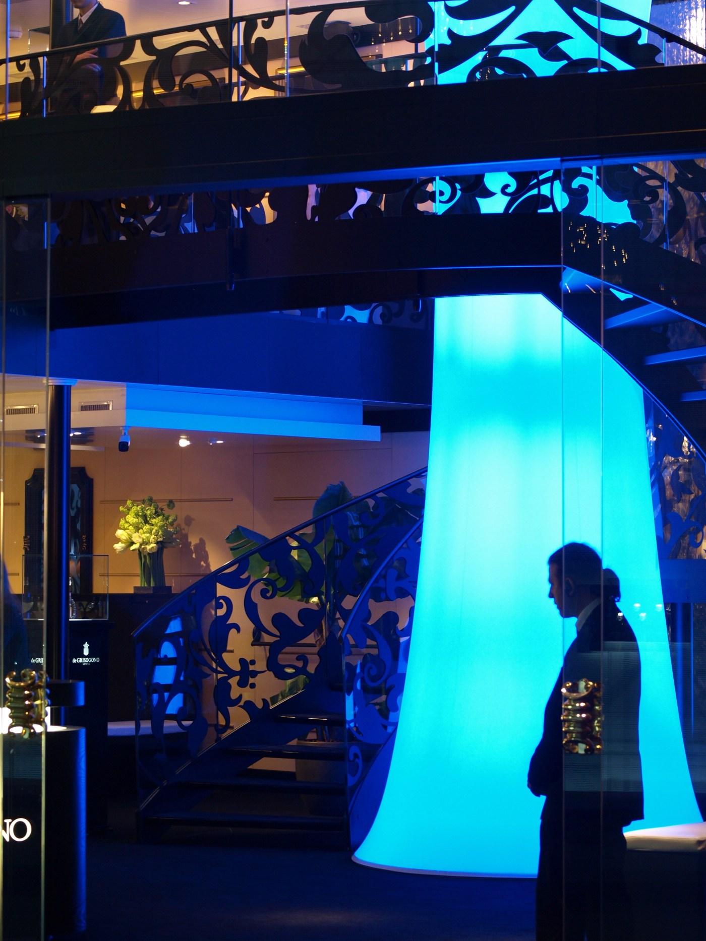 de Grisogono booth closeup Baselworld