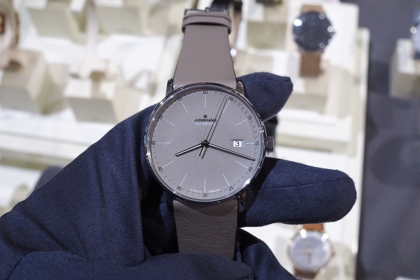 Junghans Three-Hand Automatic