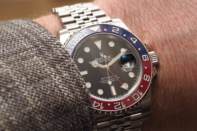 Rolex GMT-Master II 2018 Hands-On Ref. 126710 BLRO