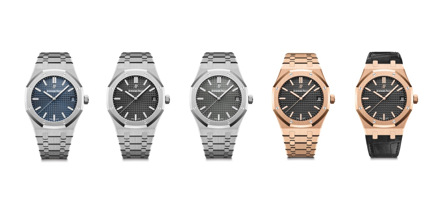 Audemars Piguet Royal Oak 15500