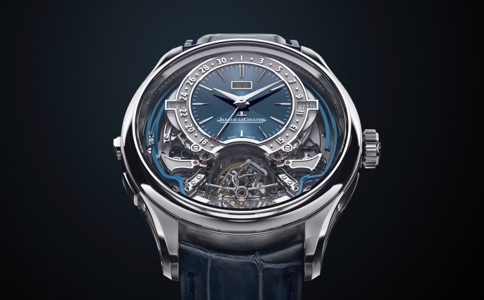 Jaeger LeCoultre Master Grande Tradition Gyrotourbillon Westminster Perpetual