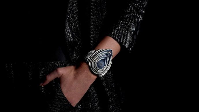 Audemars Piguet Sapphire Orbe wristshot