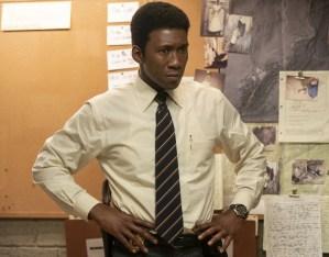 Mahershala Ali Casio wristwatch in HBO True Detective Season 3